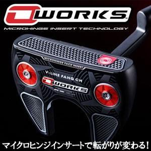 【未使用品】 オデッセイ O パター・WORKS(オー・ワークス) パター (日本正規品), ベースボールプロショップジロー:034cb1fc --- airmodconsu.dominiotemporario.com