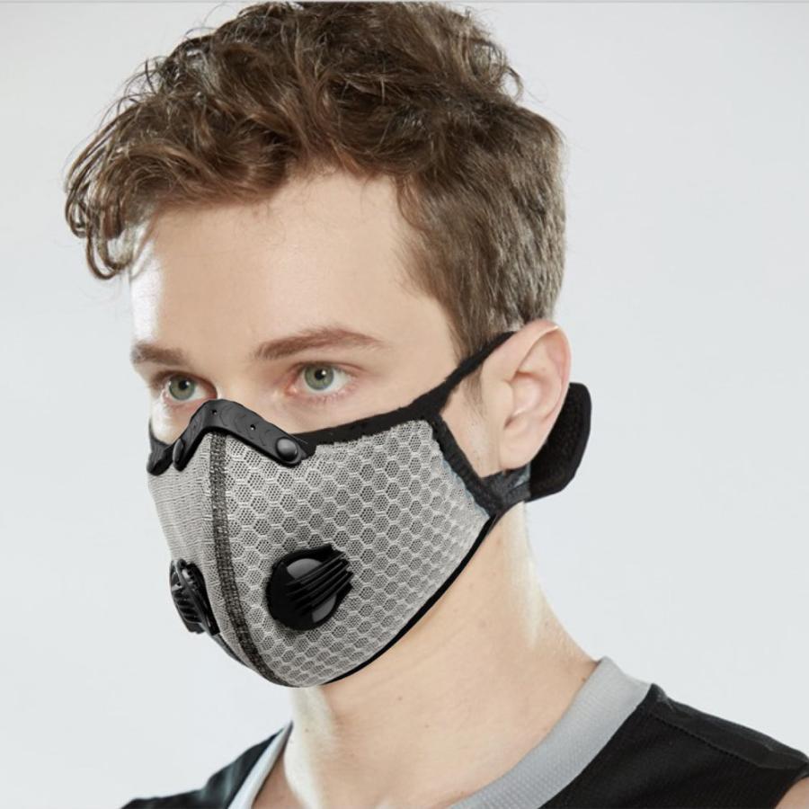 用 マスク ランニング