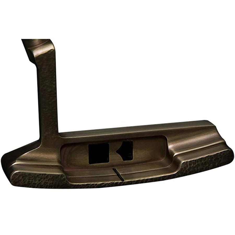 クロノスゴルフ kronosgolf CORNET Hamme赤 パター パター シャフト:ステップレスBK PVD KBS製※専用限定デザイン 34