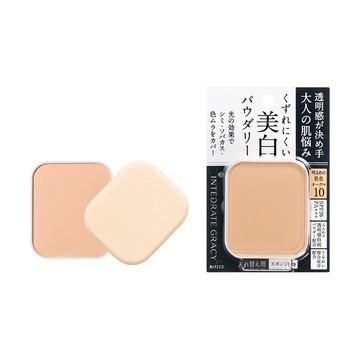 資生堂 インテグレート グレイシィ ホワイトパクトEX(レフィル) ピンクオークル10|feel-one|03