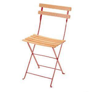 ビストロ・ベランダチェア[F-309]【ガーデンチェアー・イス・いす・椅子】