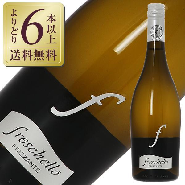 スパークリングワイン イタリア チェーロ エ テッラ フレスケッロ フリッツァンテ ビアンコ 750ml sparkling wine felicity-y