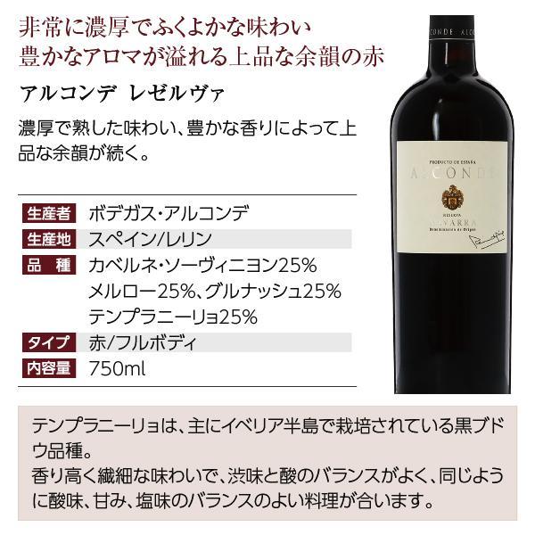 赤ワインセット アルコンデ スペイン ワイン2本と生ハム&ウォッシュ チーズセット 送料無料 クール代込 包装不可 ワインセット wine wain|felicity-y|06