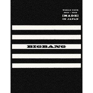BIGBANG WORLD TOUR 2015·2016 [MADE]IN JA.. / BIGBANG (Blu-ray)