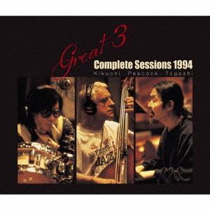 コンプリート·セッションズ 1994 / GREAT3 (CD)