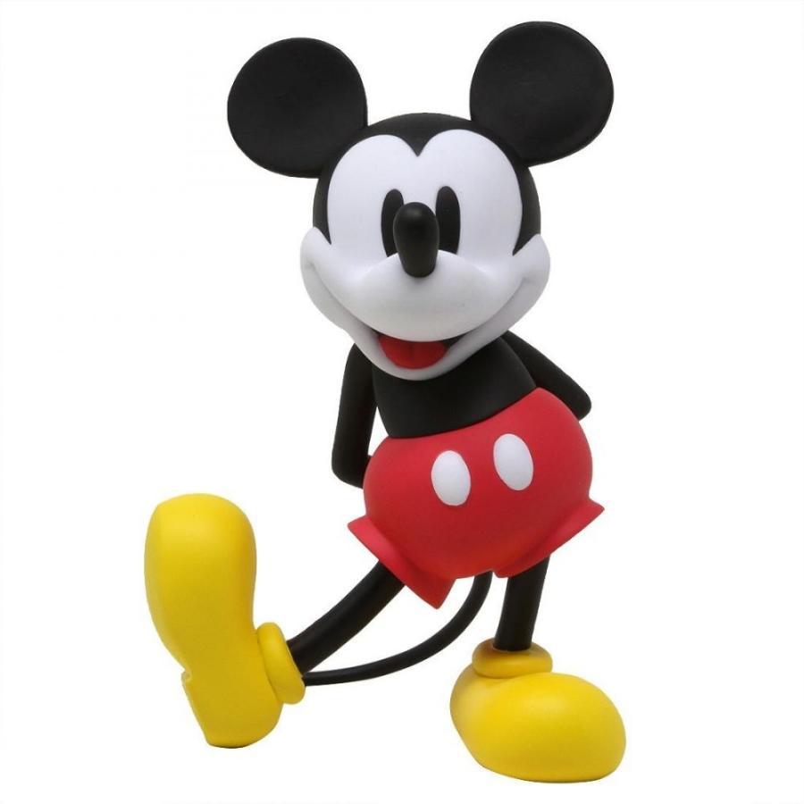 ミッキーマウス Mickey Mouse フィギュア vcd mickey mouse standard normal ver. figure 赤