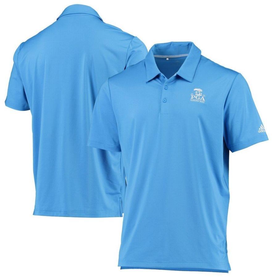 無料発送 アディダス adidas メンズ ポロシャツ トップス トップス 2020 PGA Polo Championship Ultimate365 Ultimate365 Polo - Blue Blue, 宇治田原町:05a3bd62 --- chizeng.com