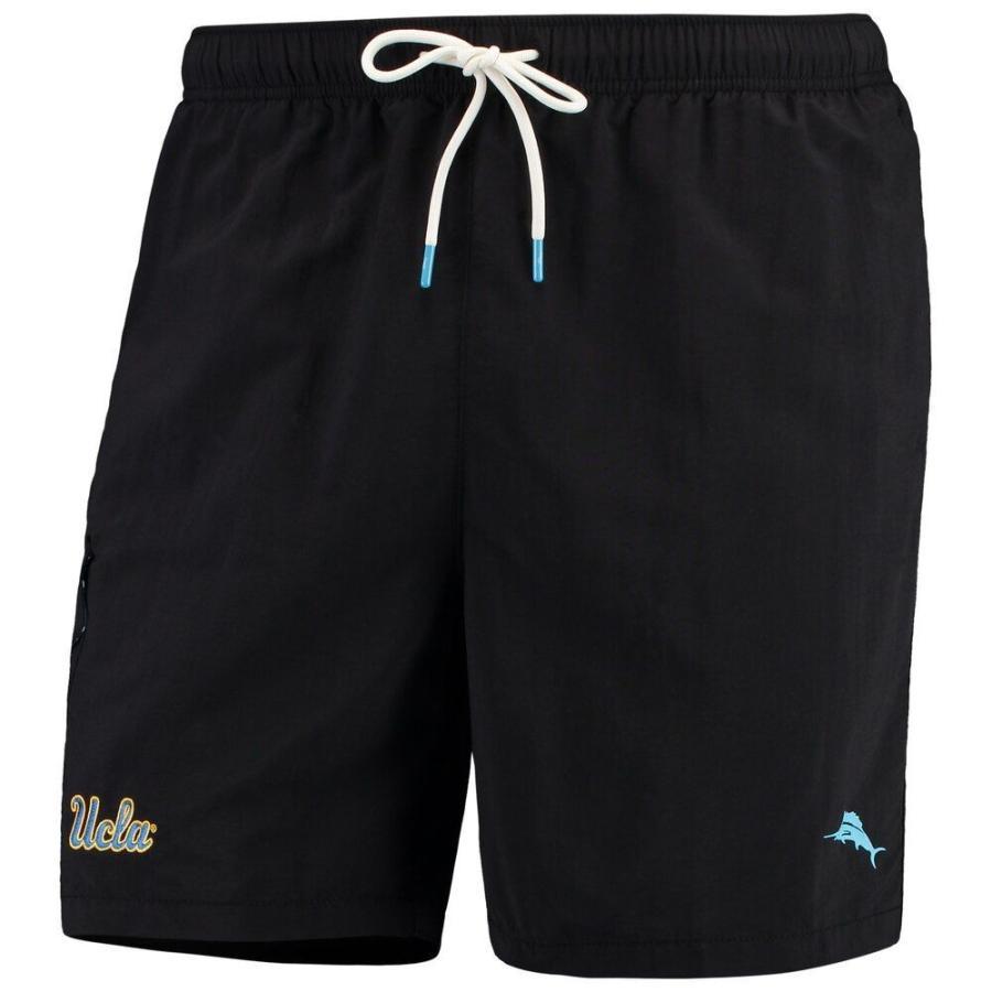 トミー バハマ Tommy Bahama メンズ 海パン 水着・ビーチウェア UCLA Bruins Naples Coast Swim Trunks - Black