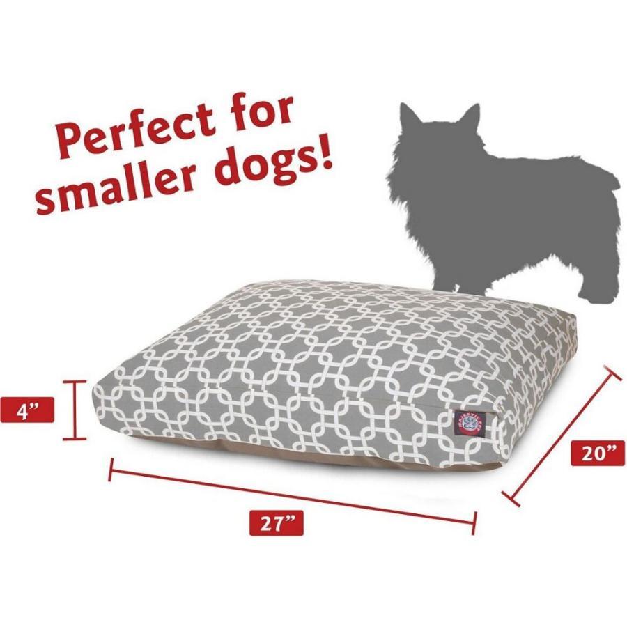 Majestic Pet マジェスティックペット ペットグッズ 犬用品 ベッド・マット・カバー ベッド Links Rectangle Dog Bed|fermart-hobby|03