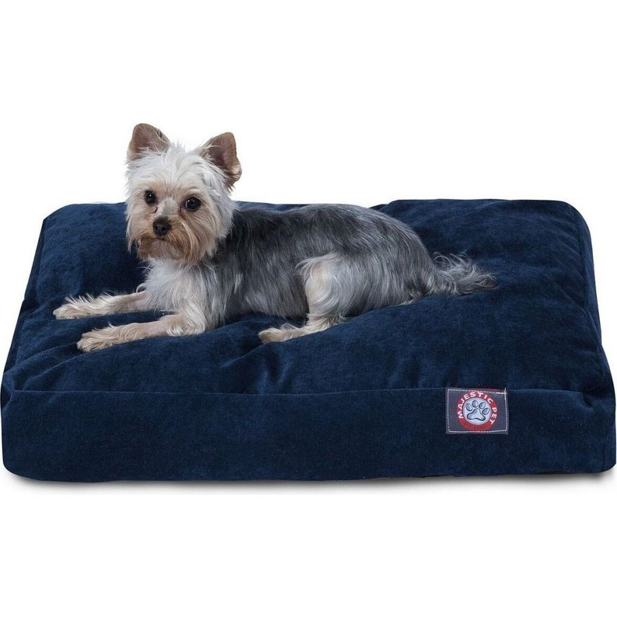 Majestic Pet マジェスティックペット ペットグッズ 犬用品 ベッド・マット・カバー ベッド Villa Micro-Velvet Rectangle Dog Bed|fermart-hobby|02