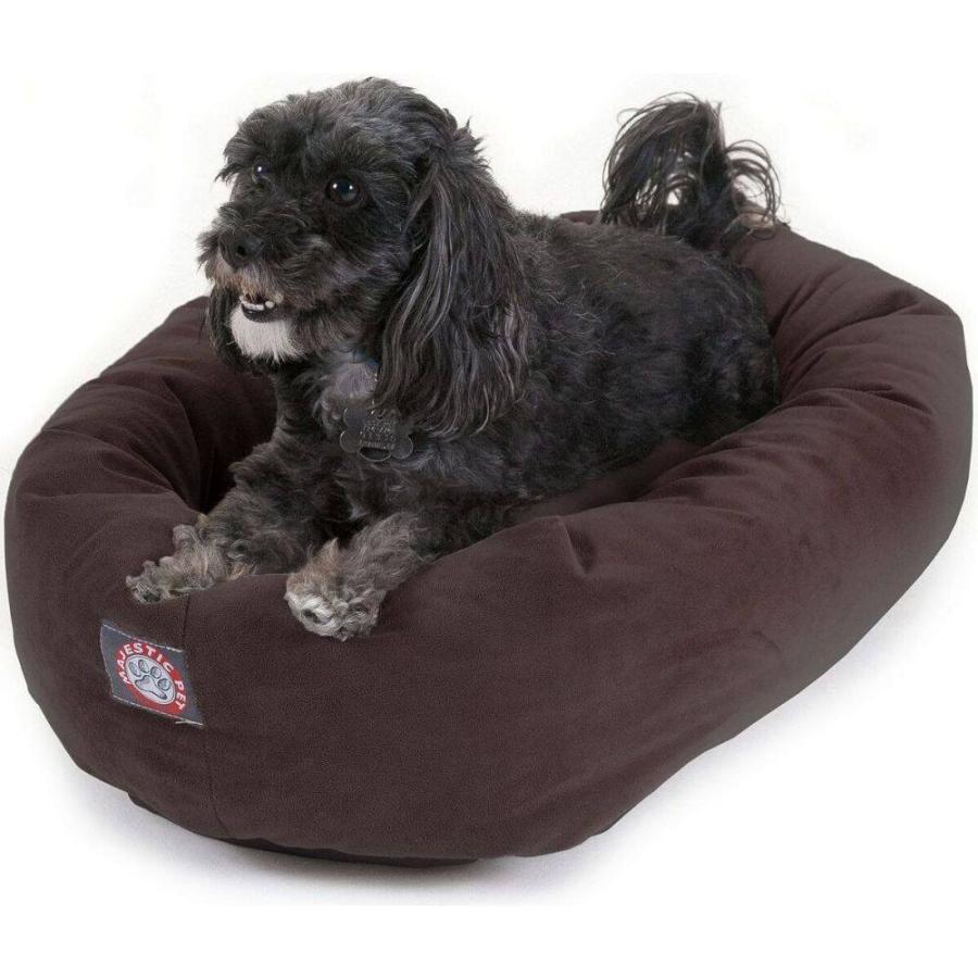 Majestic Pet マジェスティックペット ペットグッズ 犬用品 ベッド・マット・カバー ベッド Suede Bagel Dog Bed|fermart-hobby|02