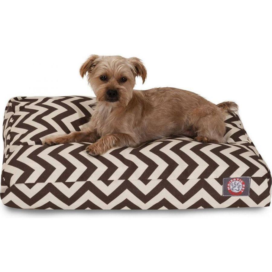 Majestic Pet マジェスティックペット ペットグッズ 犬用品 ベッド・マット・カバー ベッド Chevron Rectangle Dog Bed|fermart-hobby|02