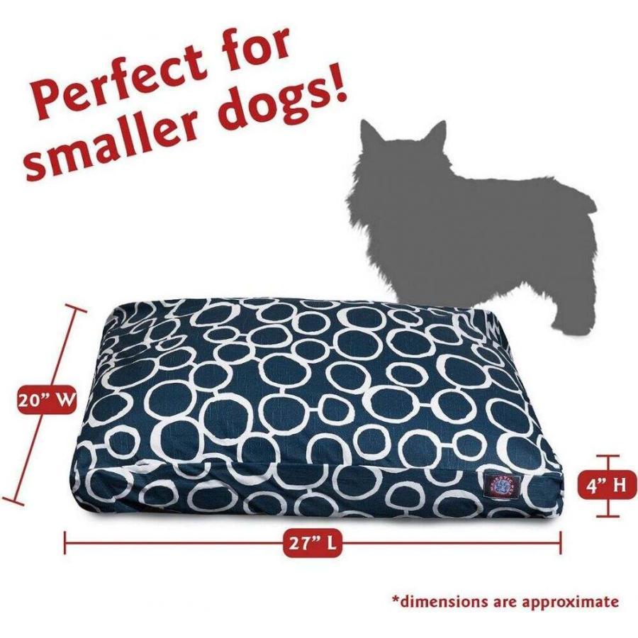 Majestic Pet マジェスティックペット ペットグッズ 犬用品 ベッド・マット・カバー ベッド Fusion Rectangle Dog Bed|fermart-hobby|03
