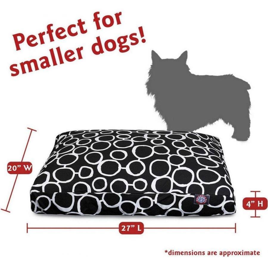 Majestic Pet マジェスティックペット ペットグッズ 犬用品 ベッド・マット・カバー ベッド Fusion Rectangle Dog Bed|fermart-hobby|06