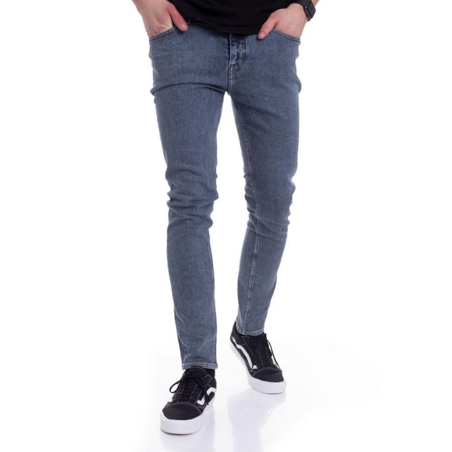【2019春夏新作】 チープマンデー Cheap Monday メンズ ジーンズ・デニム ボトムス・パンツ Cheap Sonic Sonic Level Level Blue Jeans blue, ginlet(ジンレット):b5f2feb2 --- sonpurmela.online