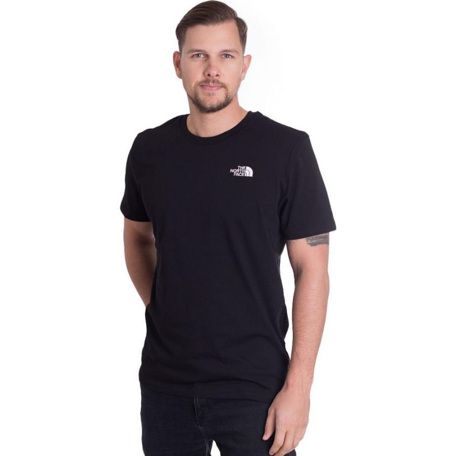 ザ ノースフェイス The North Face メンズ Tシャツ トップス - Simple Dome - T-Shirt black|fermart-hobby