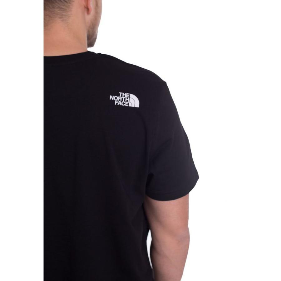 ザ ノースフェイス The North Face メンズ Tシャツ トップス - Simple Dome - T-Shirt black|fermart-hobby|03