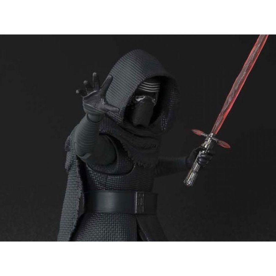 スターウォーズ STAR WARS フィギュア star wars s.h.figuarts kylo ren (the force awakens)
