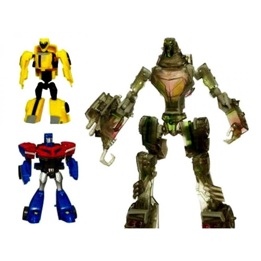 トランスフォーマー TRANSFORMERS おもちゃ・ホビー animated stealth lockdown with legends optimus prime & bumblebee exclusive