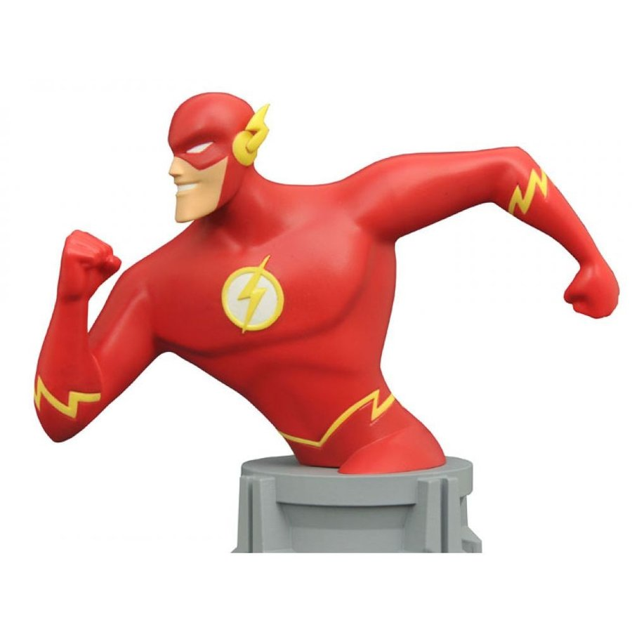 DC COMICS フィギュア Justice League Animated Flash SDCC 2017 Exclusive Bust