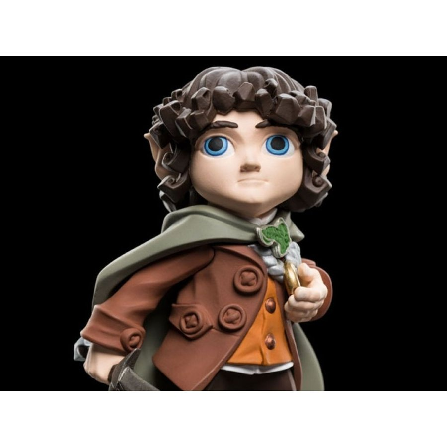 THE LORD OF THE RINGS フィギュア The Lord of the Rings Mini Epics Frodo Baggins Figure
