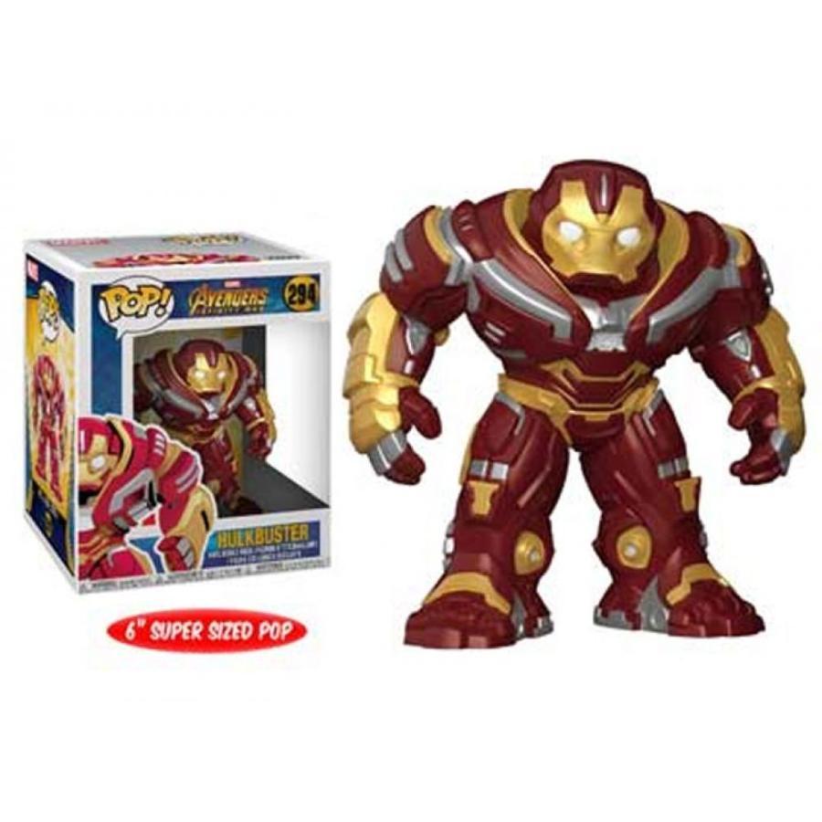 MARVEL フィギュア Pop! Marvel: Avengers: Infinity War - 6