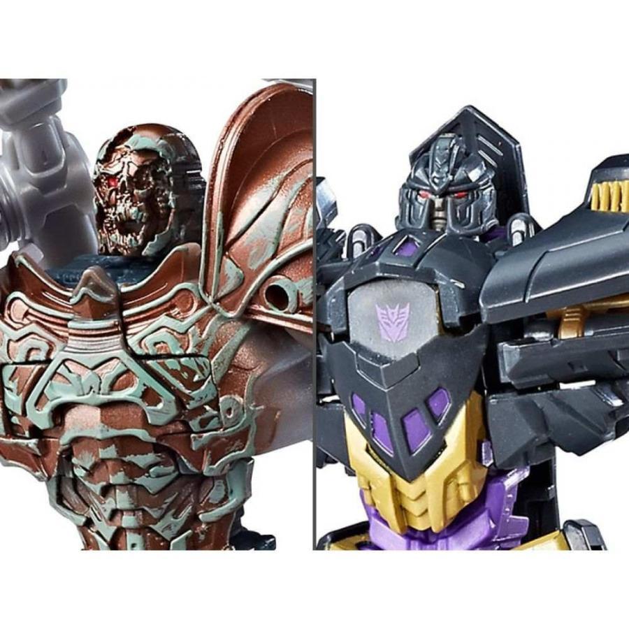 """トランスフォーマー TRANSFORMERS おもちゃ・ホビー transformers: the last knight deluxe set of 2 toys""""r""""us exclusive"""