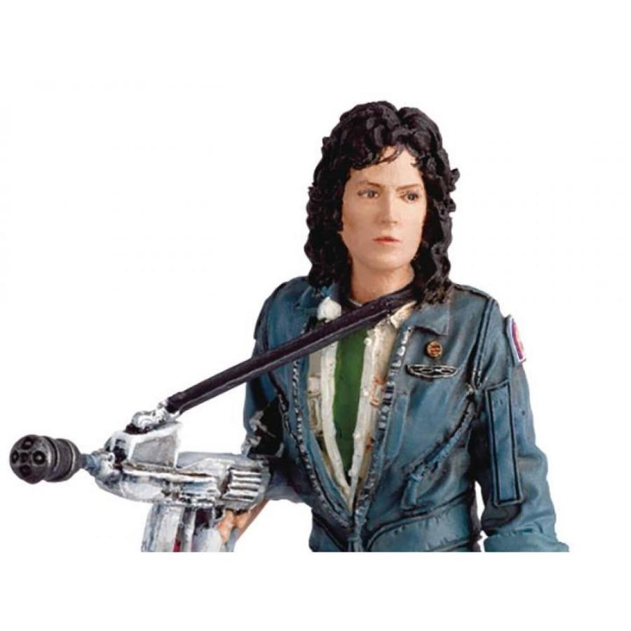 ALIEN フィギュア Alien & P赤ator Figurine Collection #49 Warrant Officer Ripley