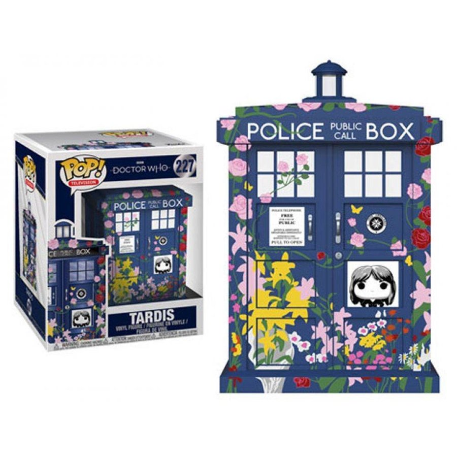 DOCTOR WHO フィギュア Pop! TV: Doctor Who - 6