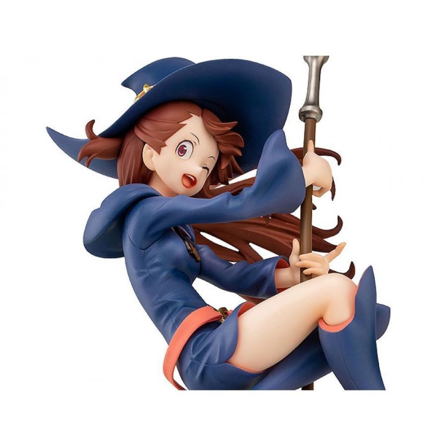 LITTLE WITCH ACADEMIA フィギュア little witch academia atsuko kagari 1/7 scale figure