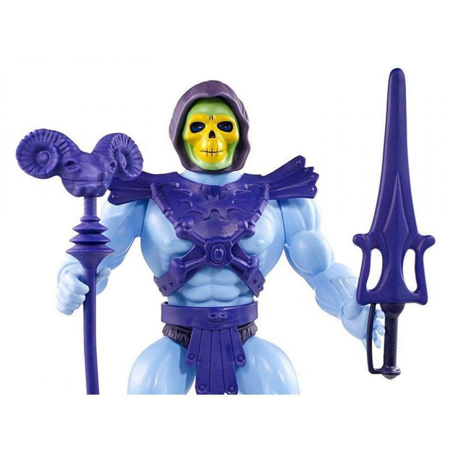 MASTERS OF THE UNIVERSE フィギュア Masters of the Universe Giant Skeletor 12