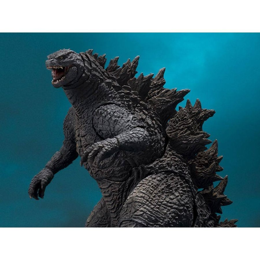 ゴジラ GODZILLA フィギュア godzilla: king of the monsters s.h.monsterarts godzilla