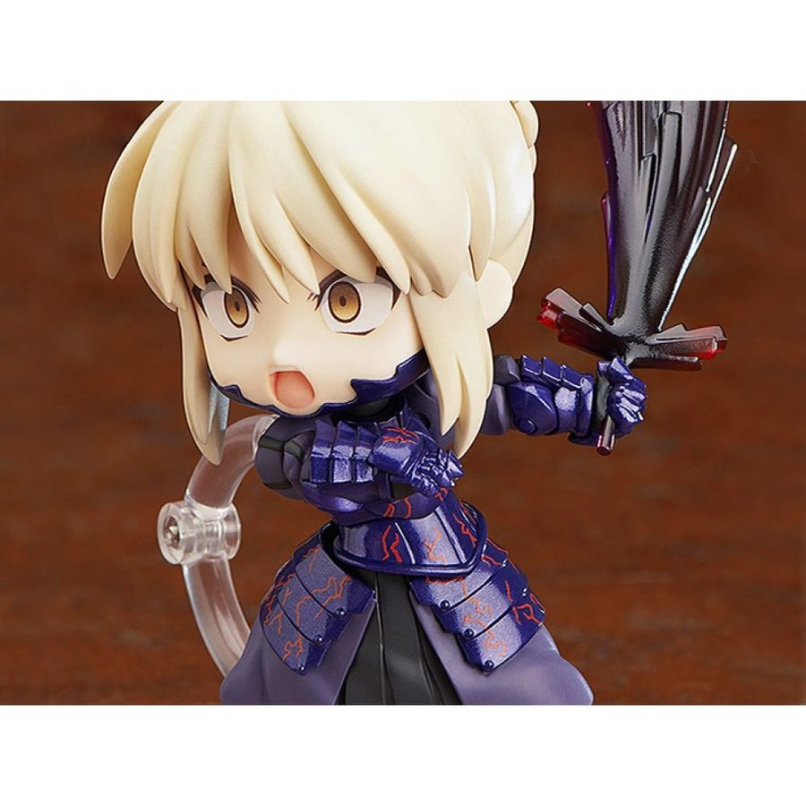 フェイト FATE/ フィギュア fate/stay night nendoroid no.363 saber (alter) super movable edition