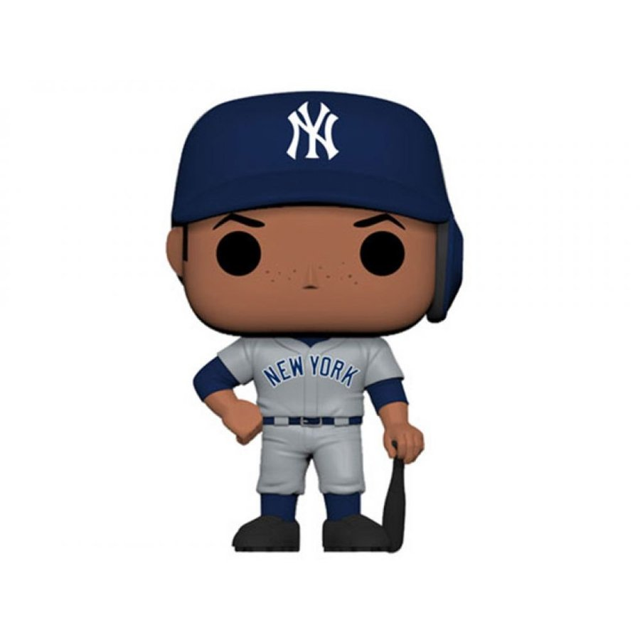 MLB フィギュア Pop! : Yankees - Aaron Judge (Road)