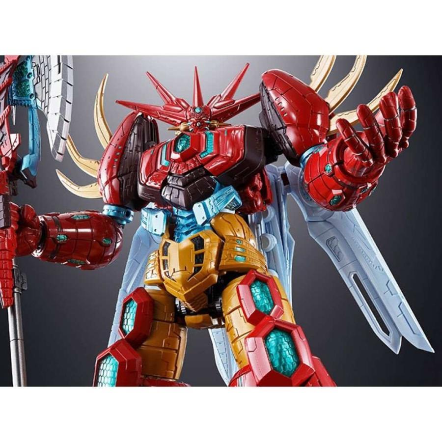 ゲッターロボ GETTER ROBO フィギュア getter robo soul of chogokin gx-87 getter emperor (true getter robo manga ver.)