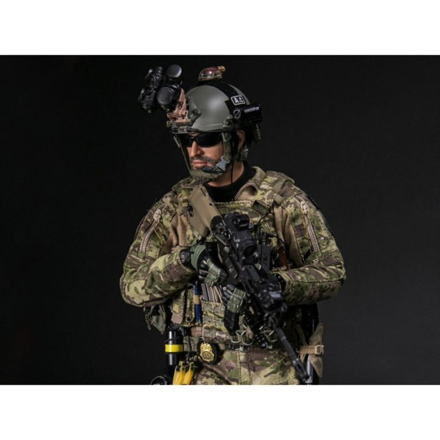 ダムトイ DAMTOYS フィギュア dea special response team agent (el paso) 1/6 scale figure