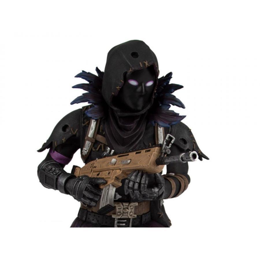 フォートナイト FORTNITE フィギュア fortnite raven deluxe premium action figure