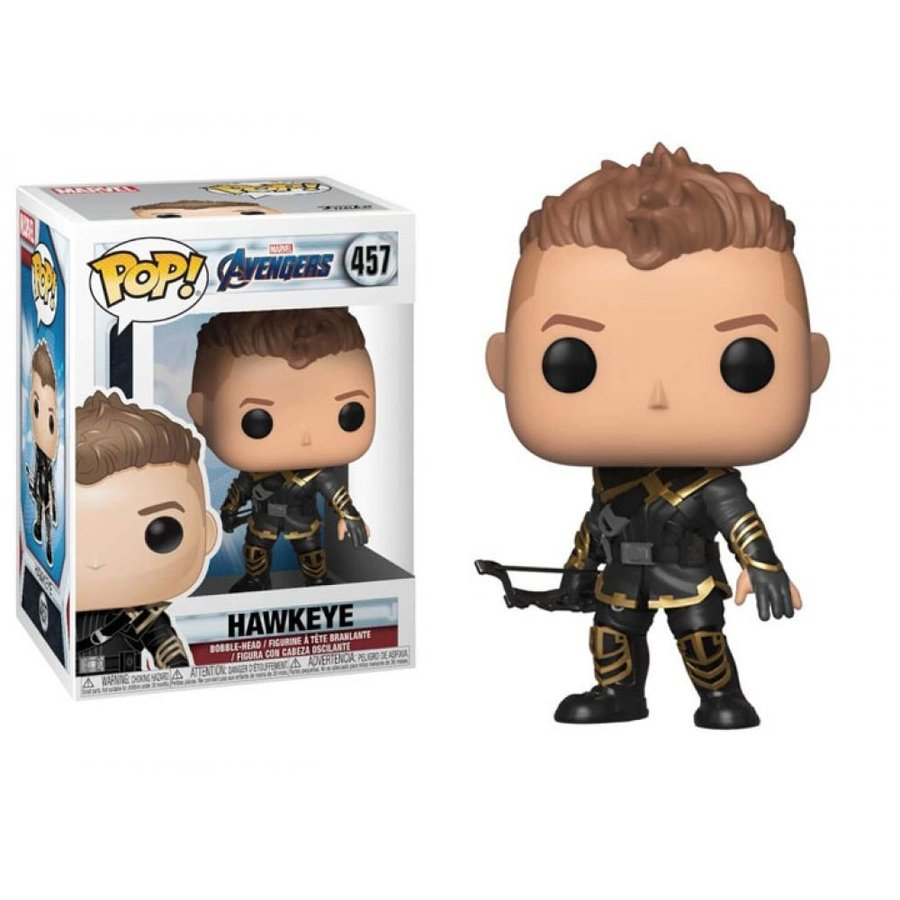 MARVEL フィギュア Pop! Marvel: Avengers: Endgame - Hawkeye