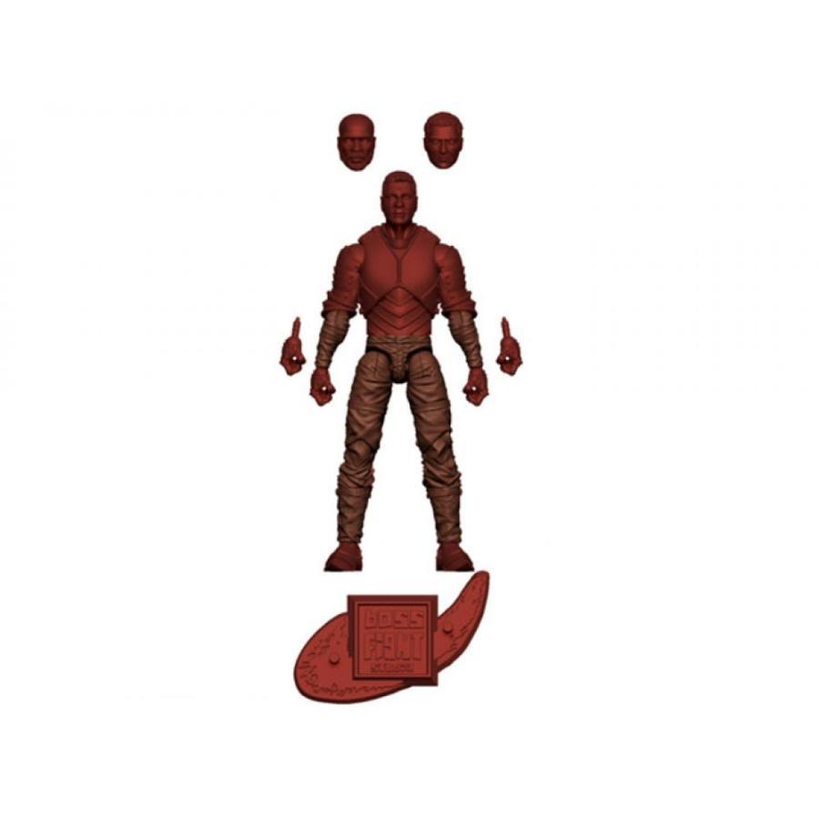 ボスファイトスタジオ BOSS FIGHT STUDIO フィギュア vitruvian h.a.c.k.s. fantasy character blank male knight (royal ruby metallic)