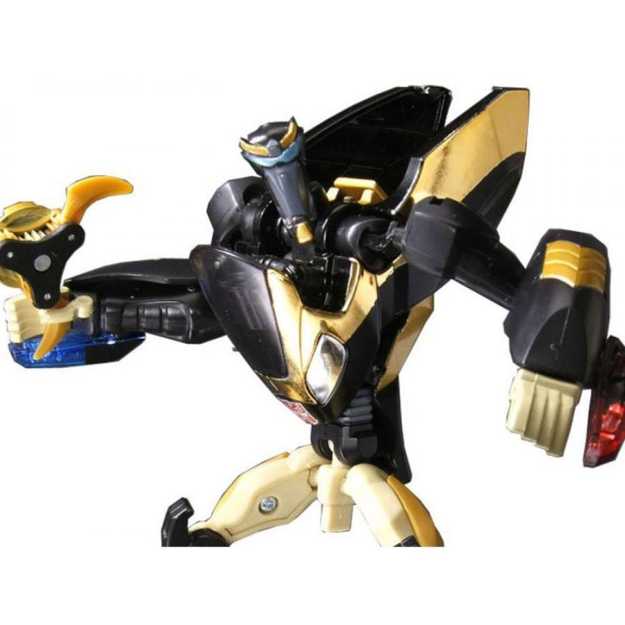 トランスフォーマー TRANSFORMERS フィギュア transformers animated ta-05 prowl