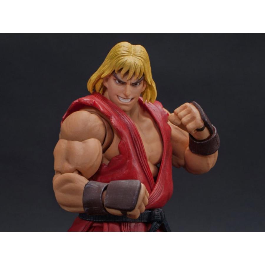 ストリートファイター STREET FIGHTER フィギュア street fighter ii ken 1/12 scale figure