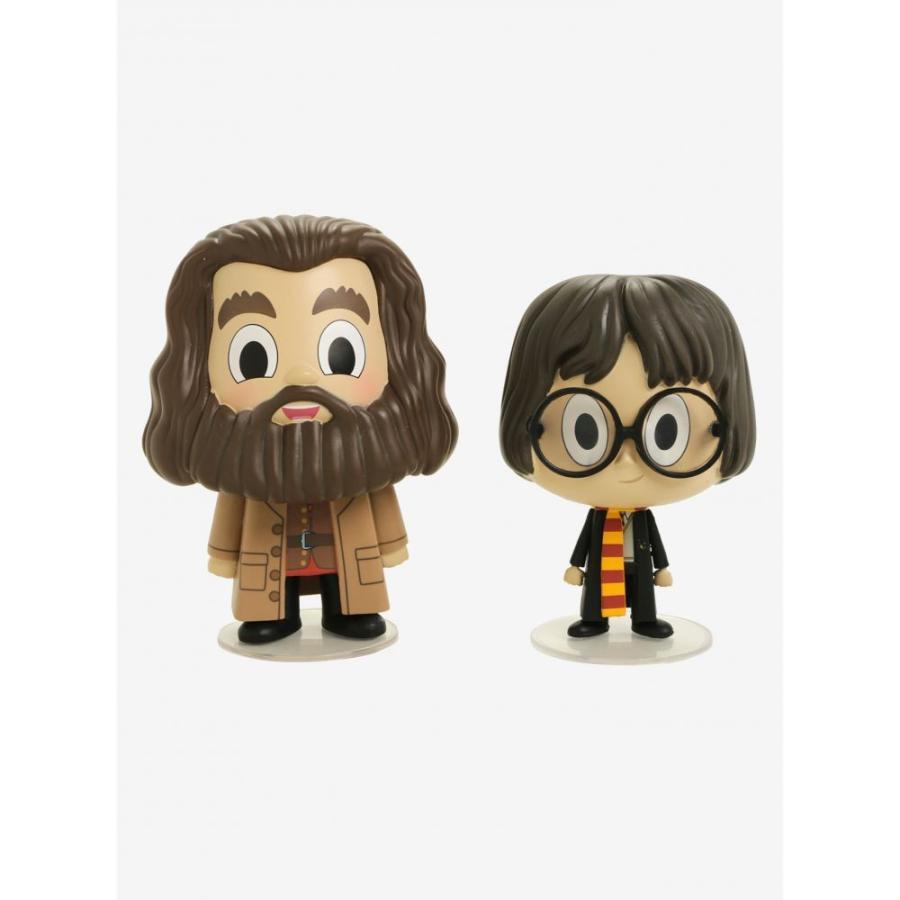 ハリー ポッター Harry Potter ファンコ FUNKO フィギュア おもちゃ Funko Harry Potter Vynl. Rubeus Hagrid & Harry Potter Vinyl Figures