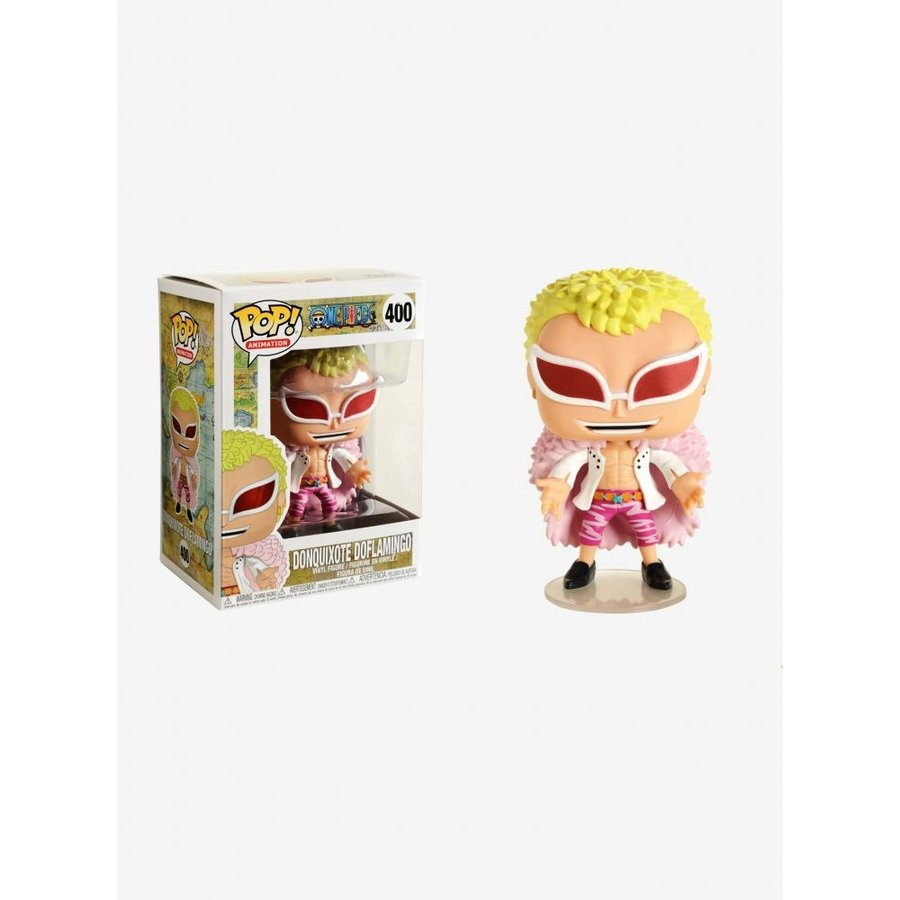 ファンコ Funko フィギュア One Piece Pop! Animation Donquixote Doflamingo Vinyl Figure