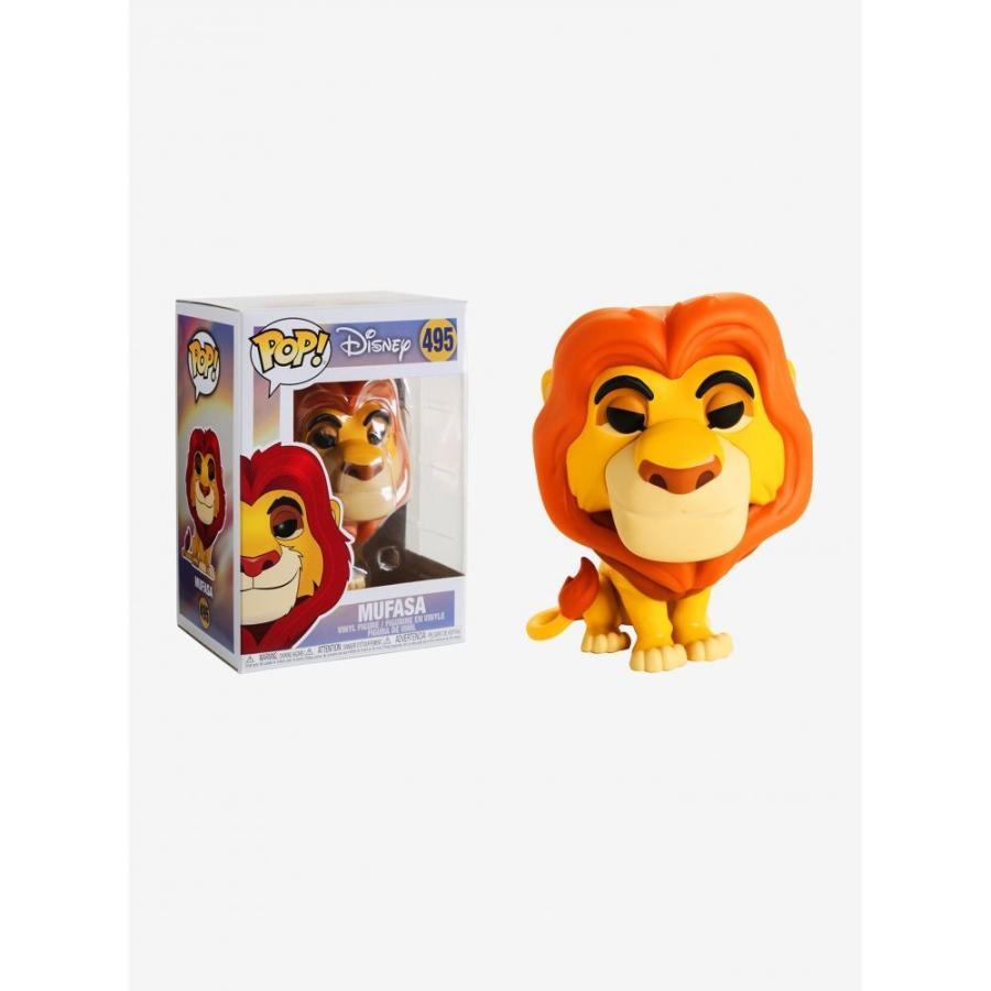 ファンコ Funko フィギュア Disney Pop! The Lion King Mufasa Vinyl Figure