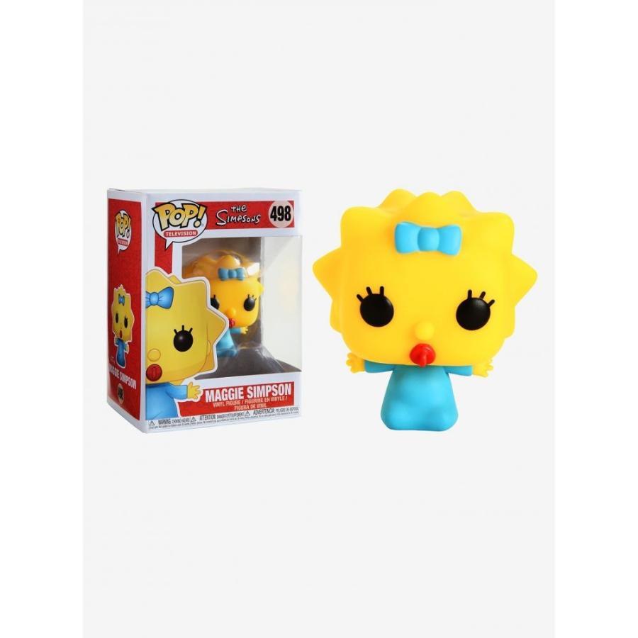 ファンコ Funko フィギュア The Simpsons Pop! Television Maggie Simnpson Vinyl Figure