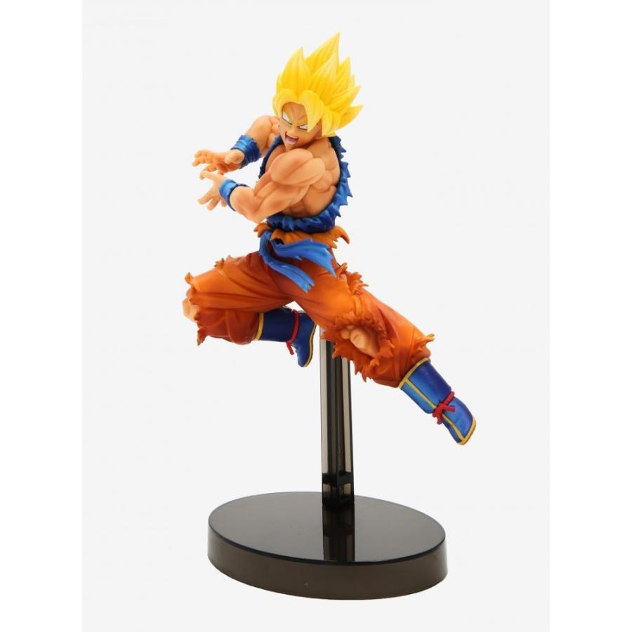 ドラゴンボール Dragon Ball Z フィギュア Banpresto Warriors Battle Retsuden Z Super Saiyan Goku Collectible Figure