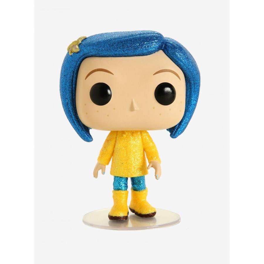 コララインとボタンの魔女 Coraline フィギュア ビニールフィギュア Funko Diamond Collection Pop! Animation In Raincoat Vinyl Figure