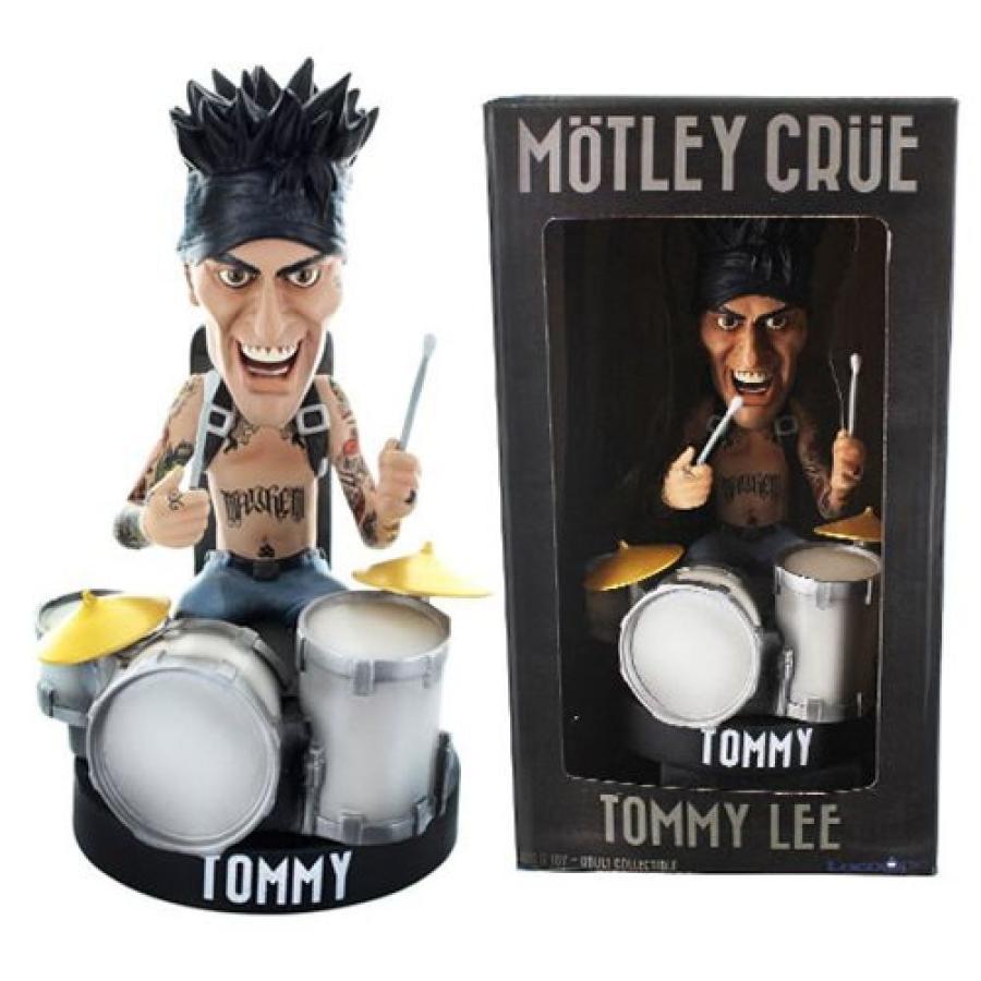 モトリー クルー Motley Crue フィギュア Tommy Lee Bobble Head