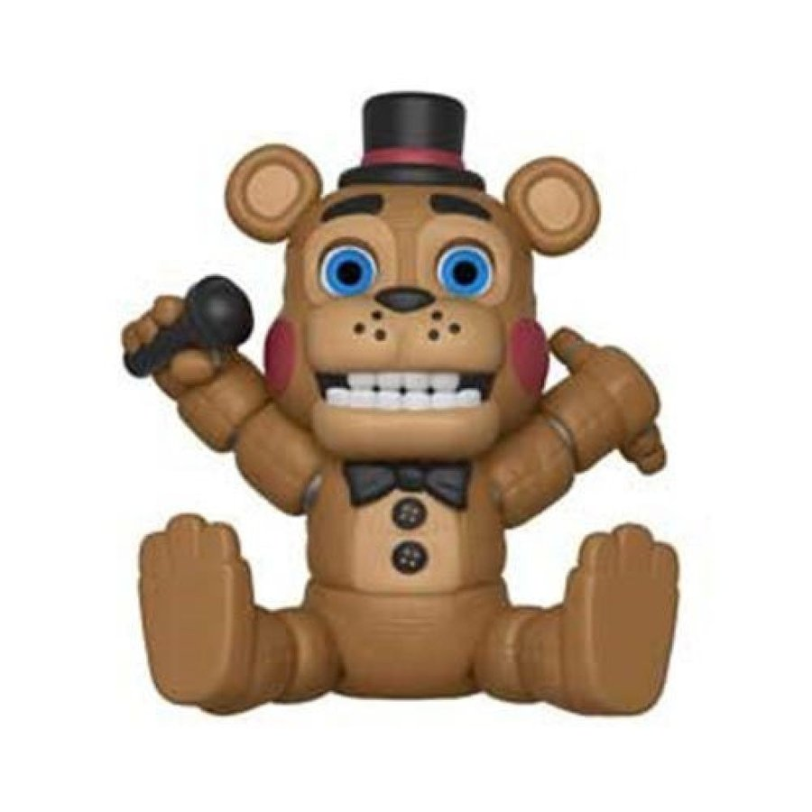 ファイヴナイツアットフレディーズ Five Nights at F赤dys フィギュア Five Nights at F赤dy's Toy F赤dy Vinyl Figure