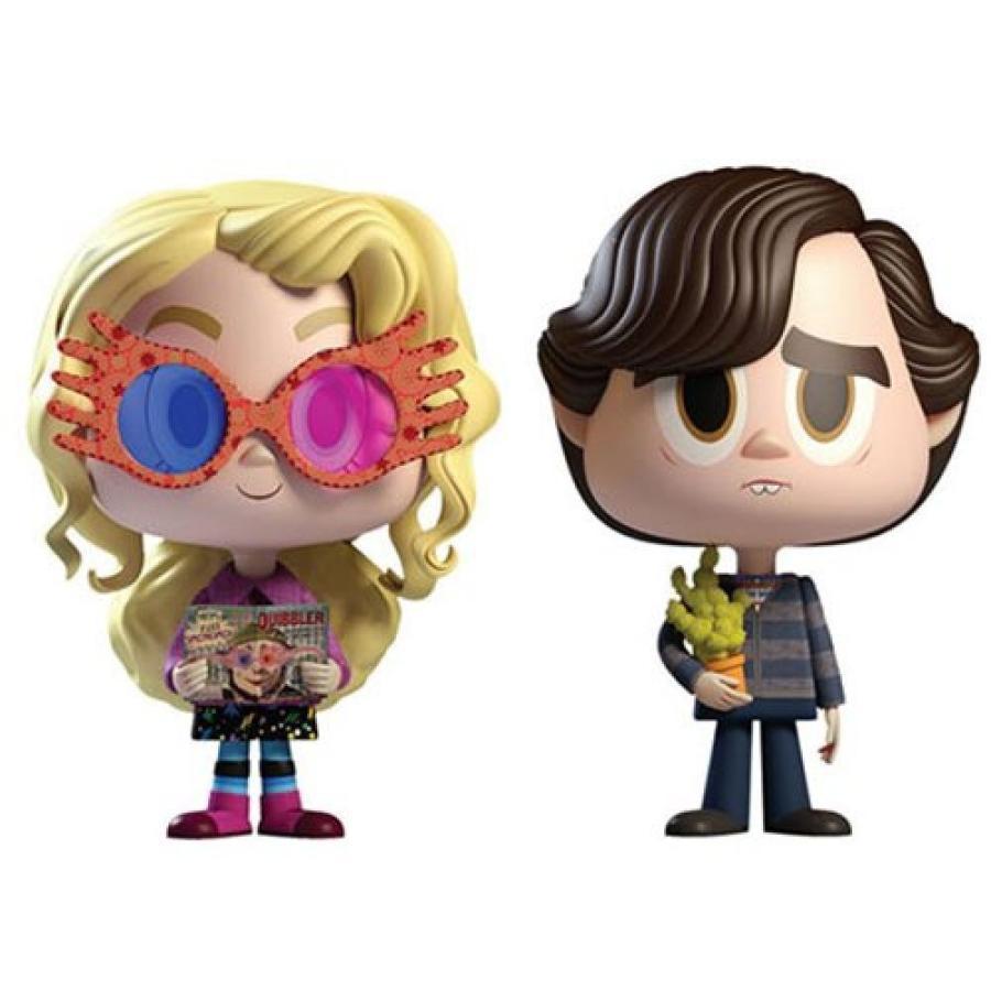 ハリー ポッター Harry Potter フィギュア Luna Lovegood and Neville Longbottom Vynl Figure 2-Pack